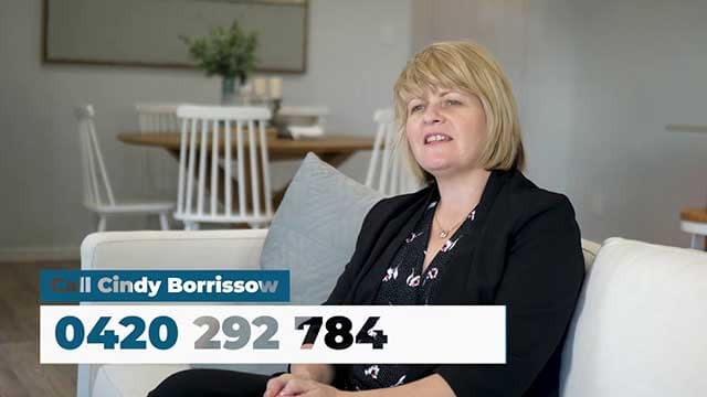 video production, cindy borissow real estate agent profile video